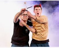 Potted Potter Apparates into Calgary in February 2019